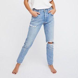Levi's 501 Skinny Jeans size 25